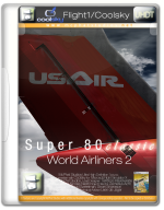 Super 80 Classic World Airliners 2