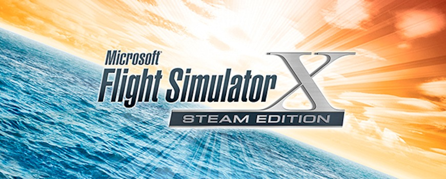 fsx steam edition logo